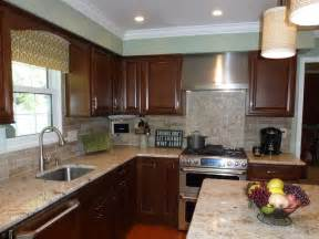 kitchen with brick backsplash faux veneer pic ideas pictures remodel and decor