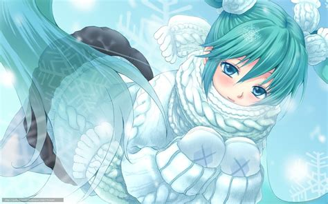 anime girl winter wallpaper winter anime wallpaper 2017 grasscloth wallpaper