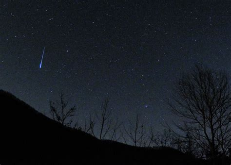 December Meteor Shower by Geminid Meteor Shower 2015 By Chris Allison Sky Telescope
