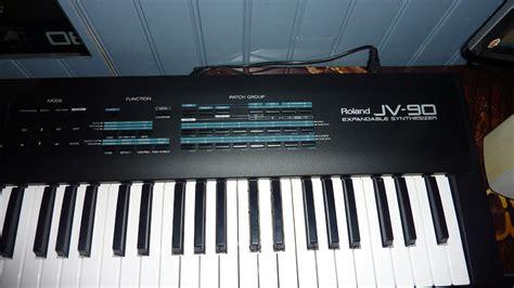Keyboard Roland Jv 90 Roland Jv 90 Image 427627 Audiofanzine