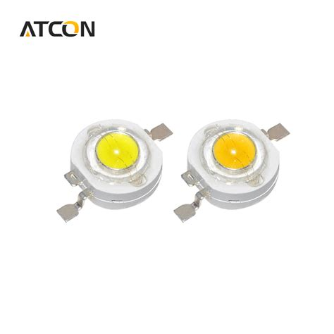 Projie Led 10 Watt aliexpress buy 10pcs real 3w watt high power led l 220 240lm cree smd chip leds