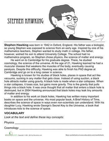 biography of isaac newton worksheet famous scientists education com