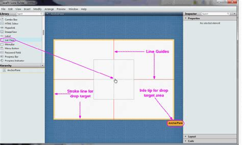 java layout visual guide new java update introduces javafx scene builder dzone java