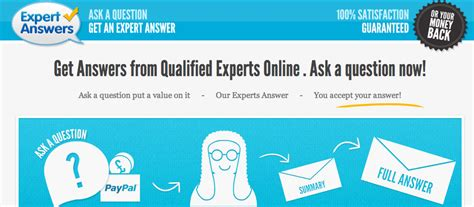 Questions About Experts You Must The Answers To 2 by Expert Answers For Your Questions