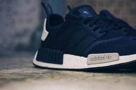 Adidas Nmd Runner Slipon Grade Ori adidas nmd runner r1 navy look upcoming sneaker releases the sole supplier