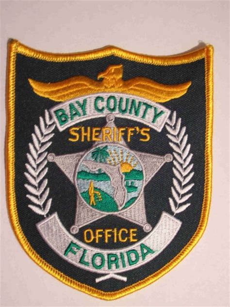 Bay County Sheriff Office by Sheriff And Patches