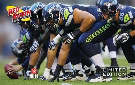 Red Robin Online Gift Card - seahawks and red robin gift card promotion enter to win a 25 red robin seahawks gift