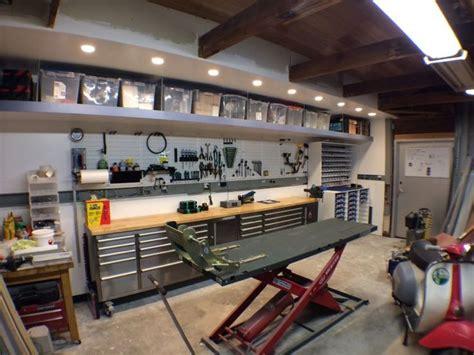 werkstatt ideen the scooter workshop page 7 the garage journal board