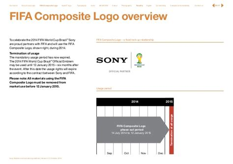 sony mobile communication sony mobile communications guidelines