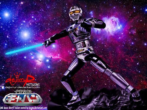 Kaos Superheroes Space Sheriff Gavan space sheriff gavan by dejivrur on deviantart