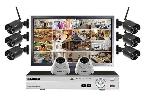 8 surveillance system with 6 wireless vga 2 hd