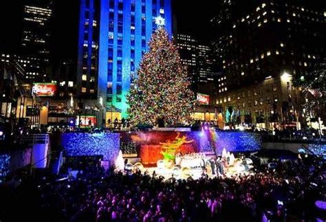 imagenes navidad en nueva york nueva york en noviembre turismo nueva york