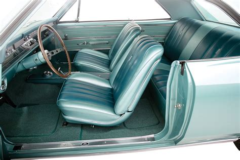 Morris Custom Upholstery 1965 Interior Kit Chevelle Stage Iii Bucket Coupe