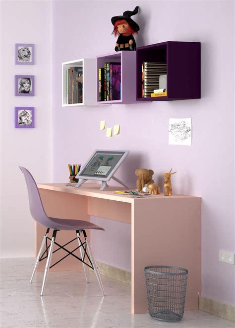 escritorio juvenil drm  naturmueble