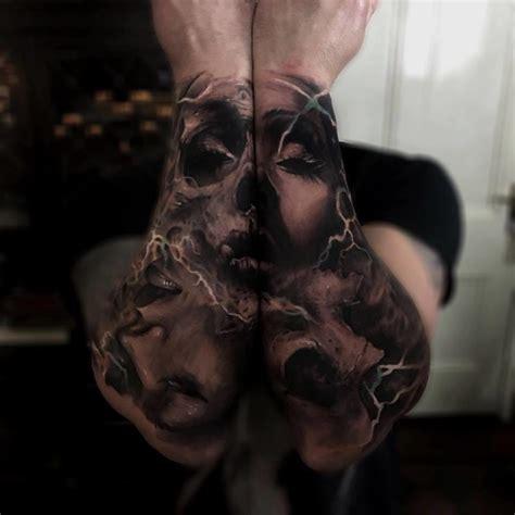 split tattoo designs split tattoos treat tattoodo