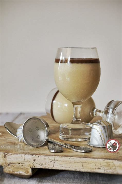 Espresso Panna Cotta My Kitchen hazelnut espresso panna cotta sweetest kitchen