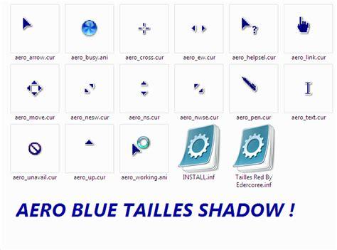 microsoft cursor themes aero blue tailless cursors by edercoree on deviantart