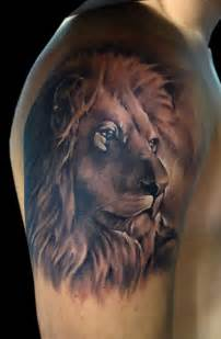 30 lion tattoo designs for men