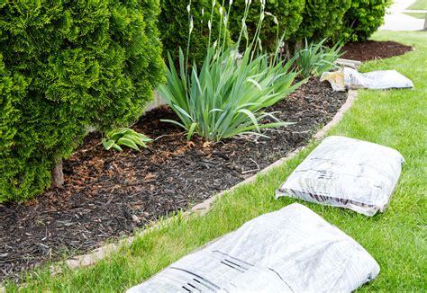 garden mulch topsoil nottingham