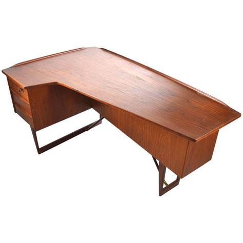 Peter Lovig Danish Modern Desk For Sale At 1stdibs Modern Desk For Sale