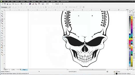 corel draw x6 removal tool coreldraw x6 for beginners the interactive smart fill tool