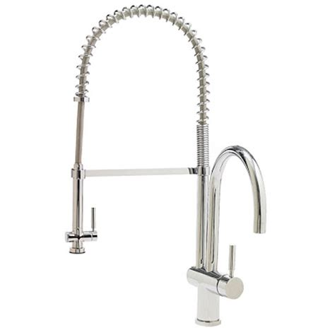 industrial style kitchen faucet industrial style faucets by watermark to give your plumbing