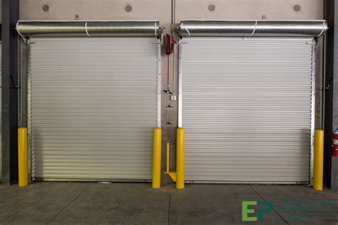 Roll Up Insulated Overhead Doors Doors 187 Insulated Overhead Roll Up Door