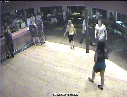 Weiland And Trash Hotel Room In Bloody Fight by Aus Bouncers Knew Bikies Involved In Cottesloe Pub