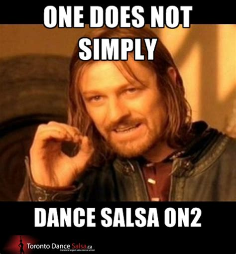 Salsa Dancing Meme - dance off