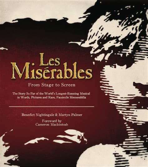 les mis rables children s edition books book giveaway les mis 233 rables from stage to screen