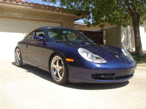 Custom Porsche 996 by 2001 Porsche 996 Custom Coupe 98753