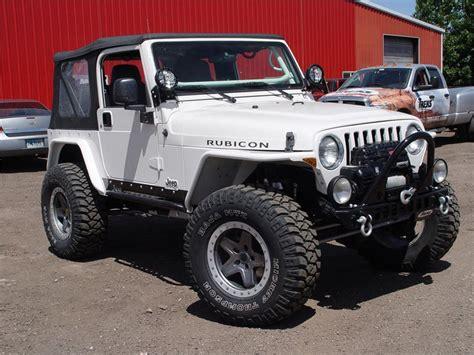 Jeep Wrangler Tj Armor Tnt Customs Corner Armor 3in Flare Jeep Wrangler Tj