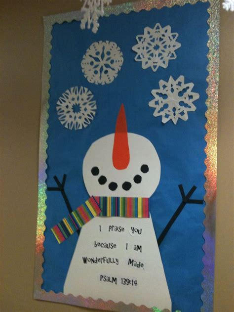 january bulletin board ideas middle school winter