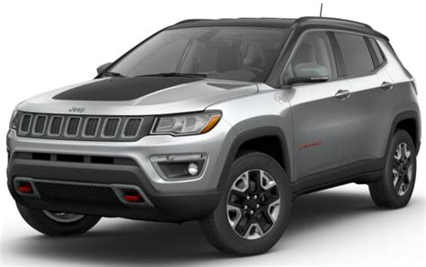 jeep compass trailhawk 2017 black 2017 jeep compass trailhawk color options