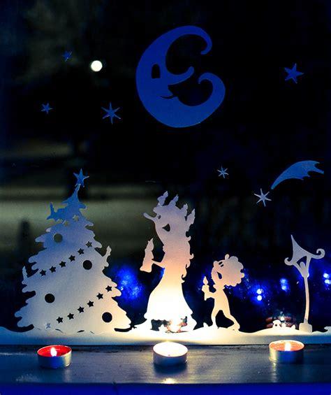 free printable christmas window decorations silhouette advent calendar 24 printable designs to cut
