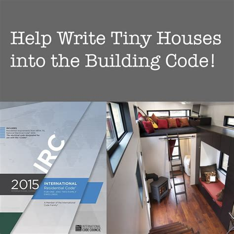 cracking the code tiny houses and building codes the tiny life help write tiny houses into the building code