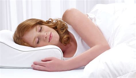 What Is A Pillow For Side Sleepers by The Best Pillows For Side Sleepers With Neck Pillow Click