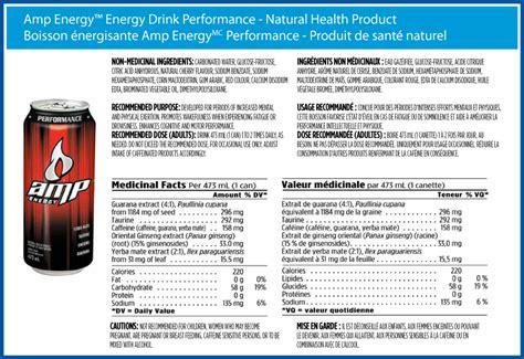 energy drink ingredients pepsico canada pepsi cola brands pepsico ca