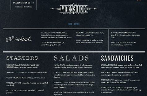menu layout rules 10 tips for delicious menu design design shack