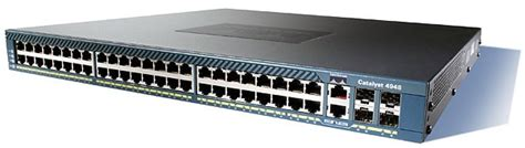 Switch Catalyst cisco catalyst 4948 switch cisco