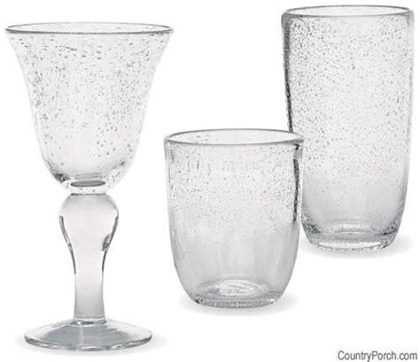 country glassware clear glassware