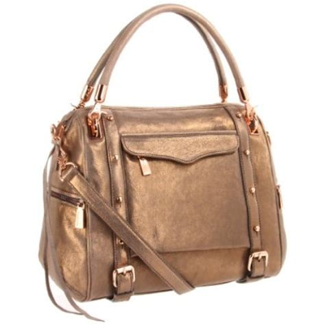 Endless Shoes And Handbags by Minkoff Cupid Metallic Shoulder Bag Designer