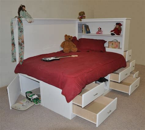 teenager beds orlando platform bed designed and built by tanglewood design