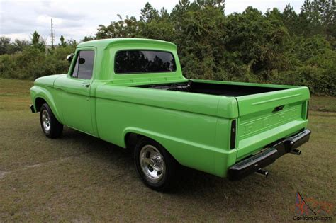 1965 Ford F100 by Restored 1965 Ford F100