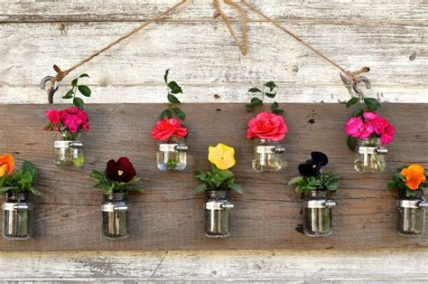 membuat pot bunga gantung  barang bekas