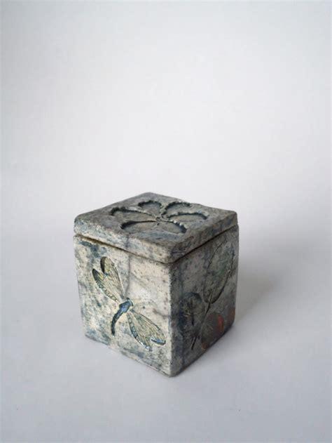ceramics white ceramics and bags on pinterest garden life raku ceramic box by soleyinspired on etsy 1