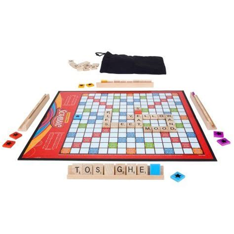 scrabble puzzles scrabble crossword with power tiles by hasbro