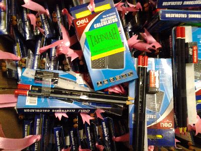 Clear Mug Ungu 4 majlis penyaian hadiah peningkatan prestasi spm 2012