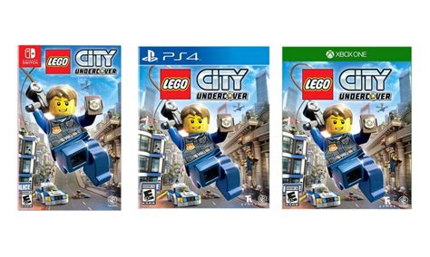 Switch Lego City Undercover lego city undercover groupon goods