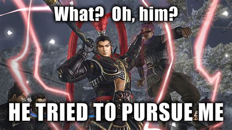 Bu Memes - dynasty samurai anime warriors lu bu and you the